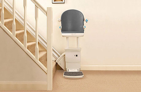 Straight Perch Stairlift